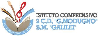 Logo IC Modugno Galilei