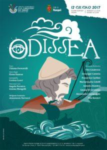 Odissea - Locandina 50x70