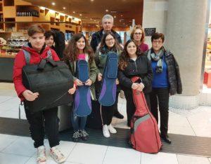 Partenza Erasmus Plus per la Spagna
