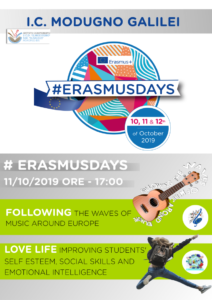 Poster- erasmusday